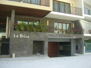 Condo LA BRISA 1bd, ocean view, near from 5th av, Playa del Carmen