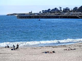 Sunny Seabright Beach House, Santa Cruz