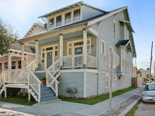 Oak Street Magic, Gorgeous, Large Restored House, Nova Orleans