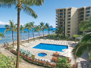 Ocean View condo in beautiful Kaanapali Shores, Ka'anapali