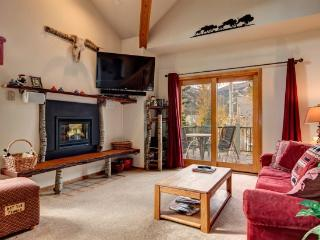 Desirable Yet Affordable In-Town Location, Huge Views, Sleeps 10, Great Rates with Hot Tub!, Breckenridge