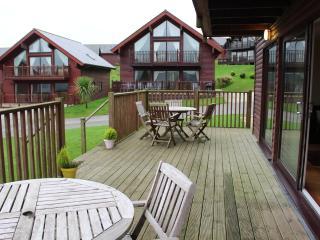 Cedar Lodge, Retallack located in St Columb, Cornwall, Winnard's Perch