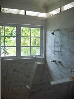 En Suite Shower of Ginger Room