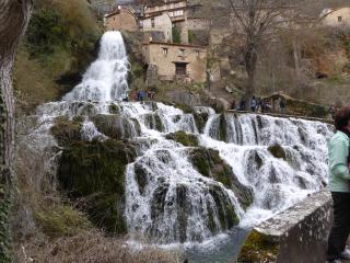 Cascada Orbaneja del Castillo