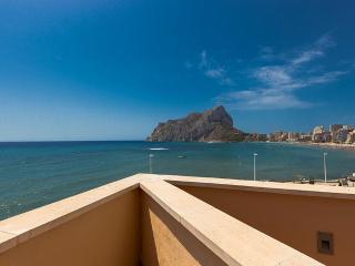 Apartamento Tramontana en Calp,Alicante para 6 huespedes