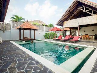 Tropical 3 bedrooms private Villa Canggu