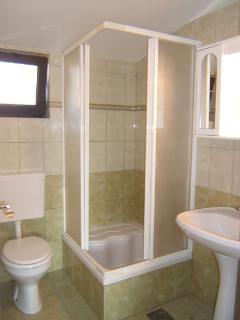 Zeleni(2+2): bathroom with toilet