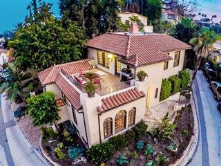 The Stunning Hollywood Hills Luxury Villa, Los Angeles
