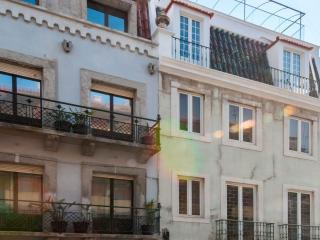 Angel's Terraco apartment in Pena with WiFi & private terrace.