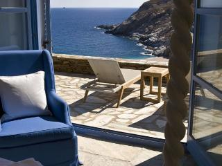 Luxury Residence with Sea View in Andros