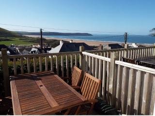 Beach View Apartment, Woolacombe