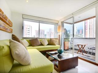 Elegant condo located just minutes from LlerasPark, Medellin
