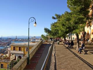 Appartamento spianata Castelletto, Genua