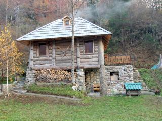 Stylish wood chalet, Kolasin