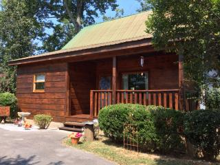 New Stain on Cabin - July 2015