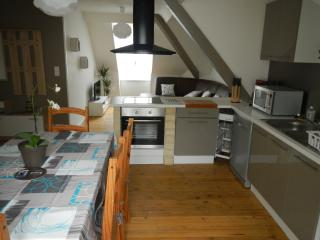 appartement style montagne chic 3*, La Bourboule