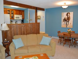 2BR Walkout Condo Private and Cozy!
