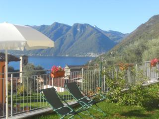 Giardino sul lago, Ossuccio
