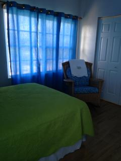 upstairs guestroom