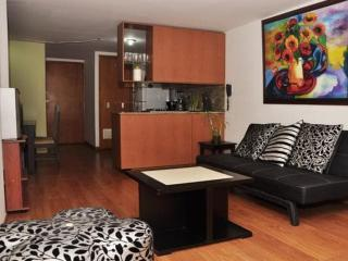 Spacious 2BR apartment with outdoor dining area, Medellin