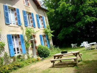 La Maison du Gardien au Château de la Perche, Buxieres-sous-Montaigut