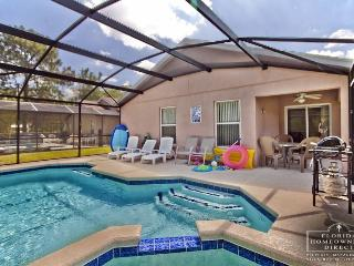 (SR280)Beautiful 4 Bed W/ Pool & Spa,NEAR DISNEY!