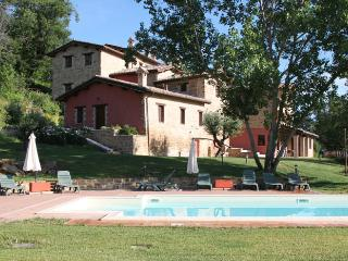 HolidayCottage 3pax  in Marche countryside, Aia