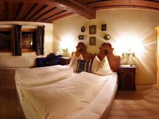 Doppelzimmer am Rafting Camp Palfau - Feriengut Moarhof