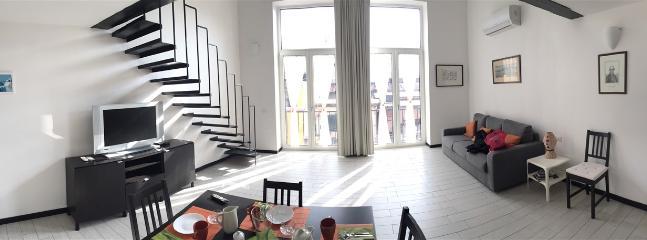 Foto Panoramica Salone