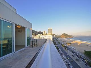 Beachfront Penthouse Rental in Rio D054, Rio de Janeiro