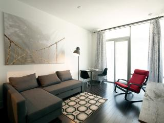 Luxurious Waterfront Condo w/parking, Toronto