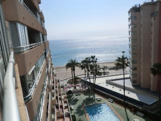 Apt. with terrace,pool Calpe