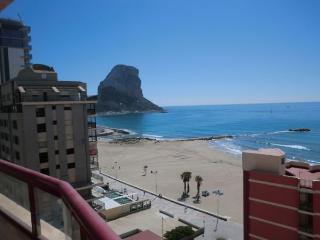 Apt. with terrace,views Calpe