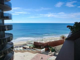 Apt. with terrace,views Calpe