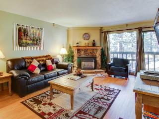 Cozy condo w/ shared hot tub, pool & more, ski & beach access nearby!, South Lake Tahoe