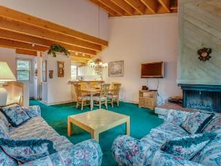 Dog-friendly condo with a free ski shuttle & a shared hot tub and pool!