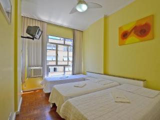Vacation rental Copacabana Rio de Janeiro C048