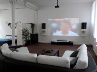 150m² exklusives Loft Hannover, Messe und Erholung