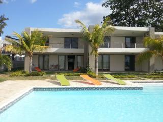 Appartement A1 Pieds dans l'eau -  RIVA BELLA, Pointe Aux Sables