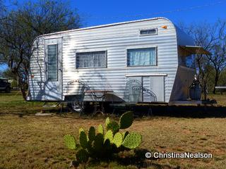 IDEAL VintageTravel Trailer Rental