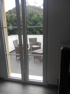 view from Estúdio azul Living Room
