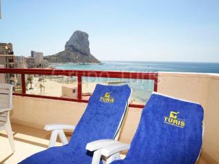 Apt. with terrace,beach Calpe
