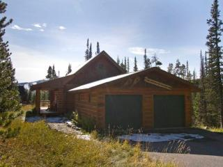 Little Wolf Log Cabin, Big Sky