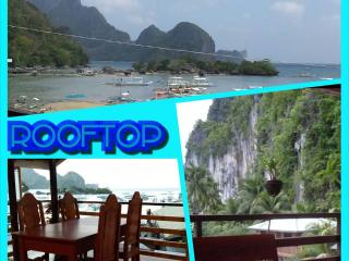 El Nido Palawan Hotel- with WIFI and Breakfast