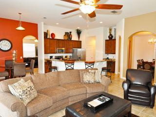 Watersong Resort Beautiful 5 BR Pool Home-359, Orlando