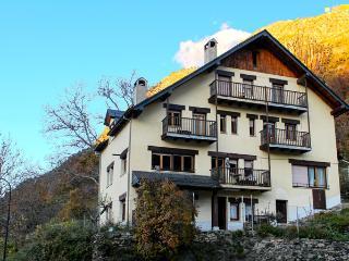 Apartamento rústico A, situado en el Vall de Boí.