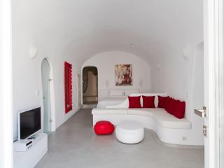 Trieris Senior Hochzeitsreise Höhle Suite, Fira