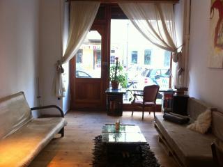 cozy artist studio apartment, Berlín