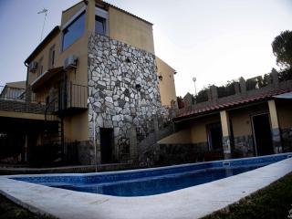 la casa del lago, El Ronquillo
