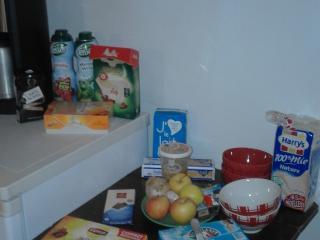 T2 tout confort + breakfast, Cervens